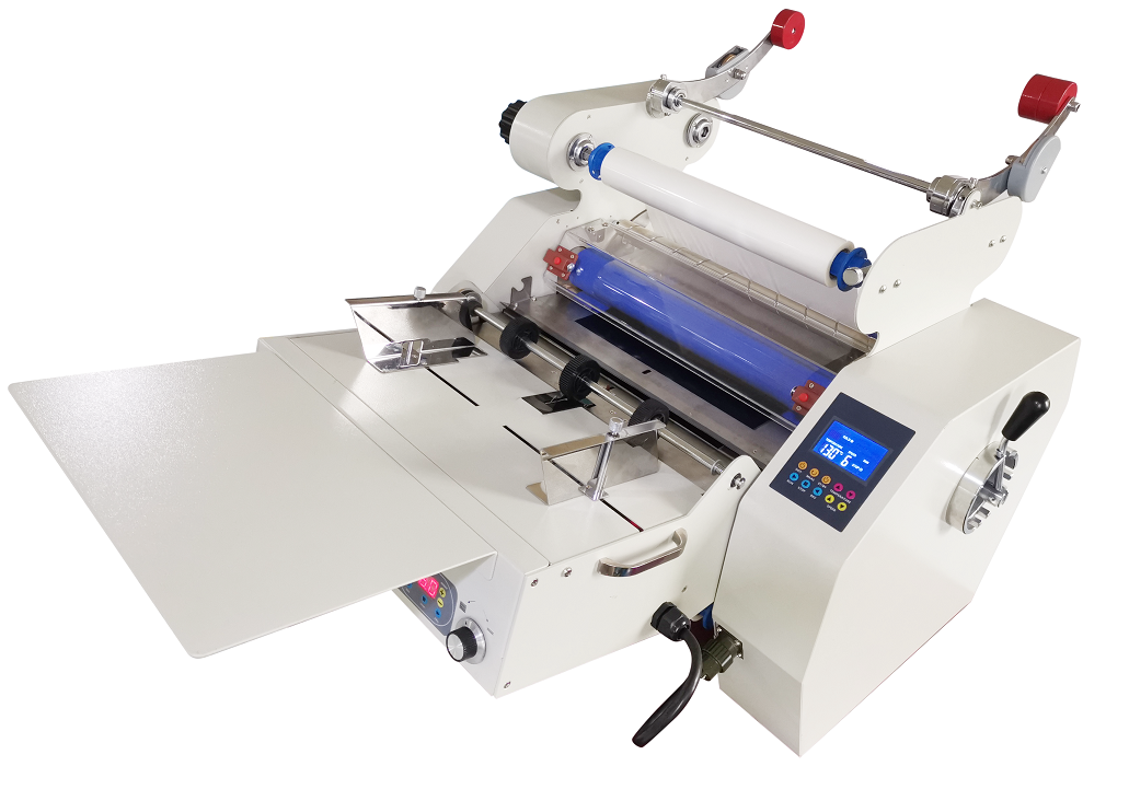 AIO-330 All-functional laminator