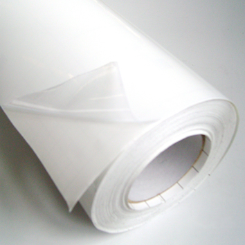 Patterned cold laminating film