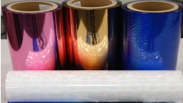 Digital foiling materials