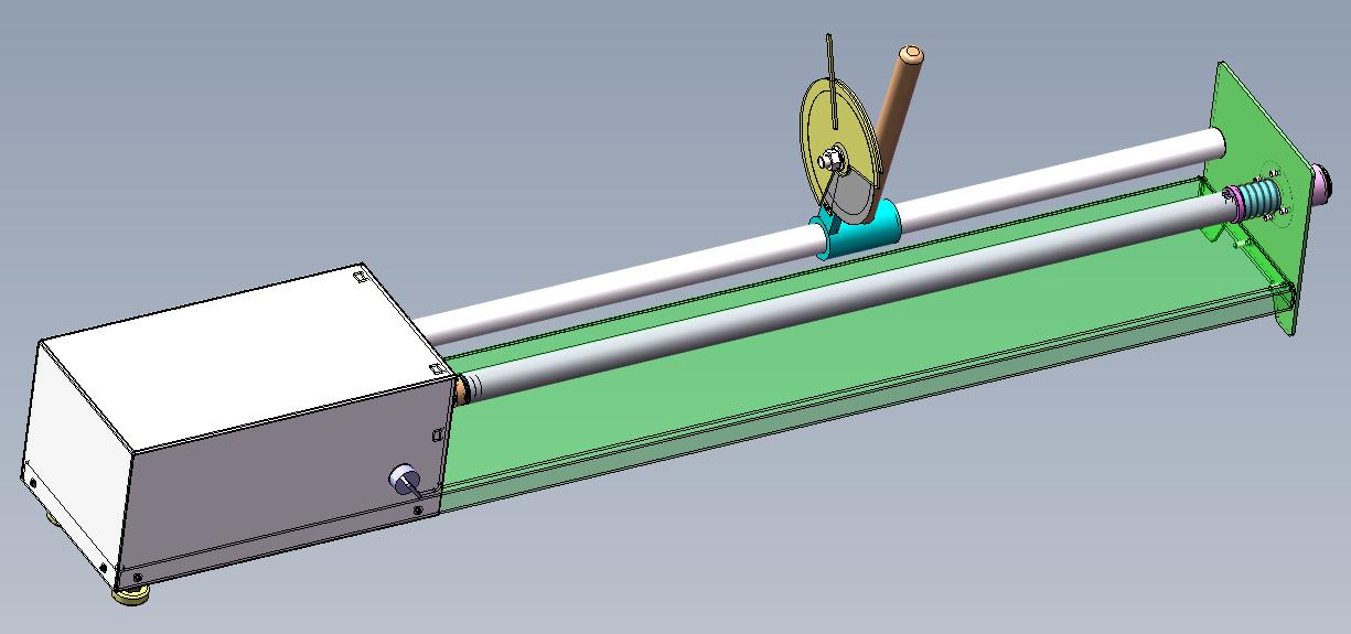 FC-670 Foil cutter