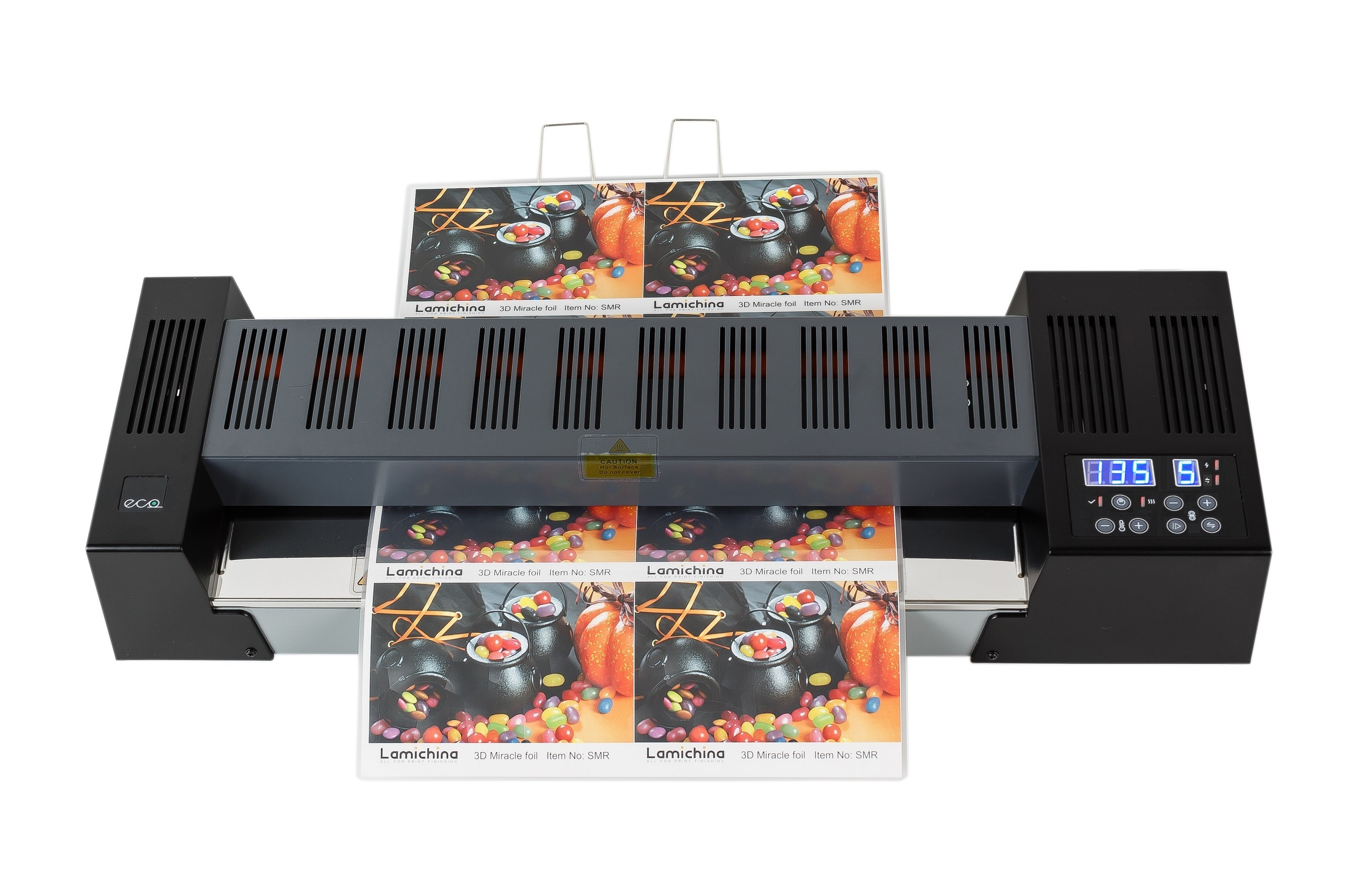 ECO-330Pro/450Pro 6 rollers pouch laminator